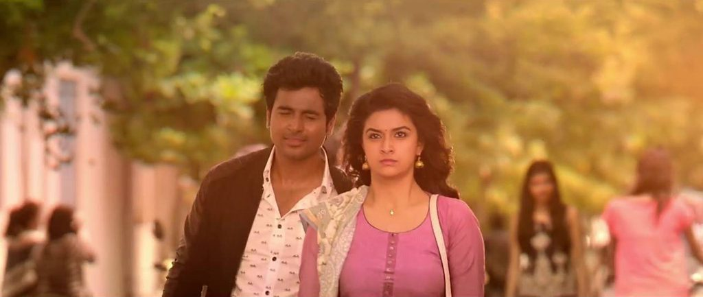 Tamil Selvi Song Lyrics From Remo