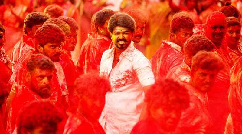 Aalaporaan Thamizhan Song Lyrics From Mersal