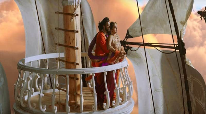 Orey Oar Ooril Song Lyrics From Baahubali 2
