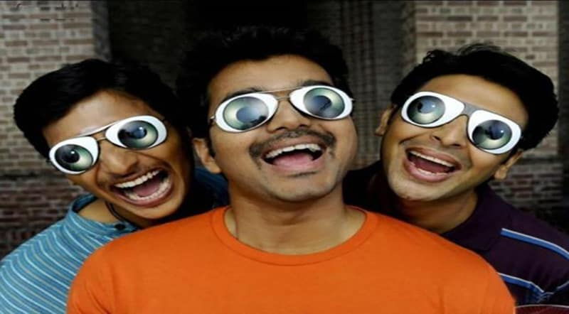 En Frienda Pola Song Lyrics From Nanban