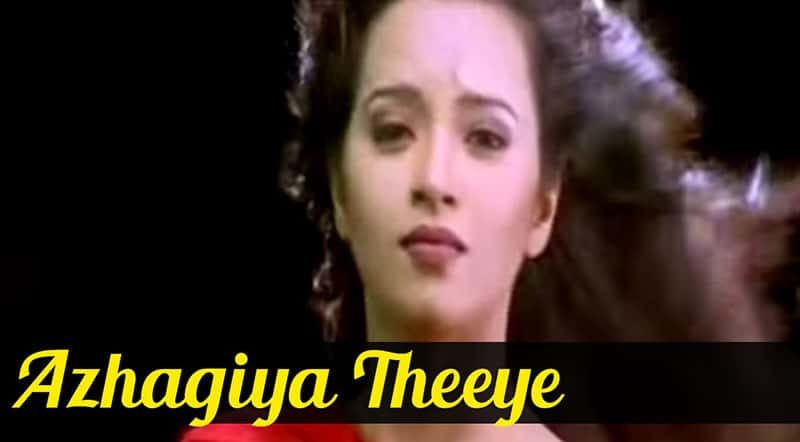 Azhagiya Theeye Song Lyrics From Minnale