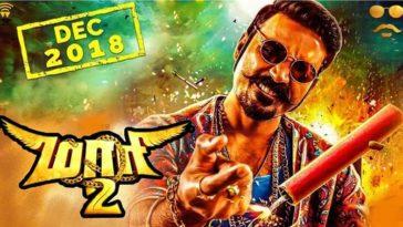 Maari 2 Tamil Movie Song Lyrics