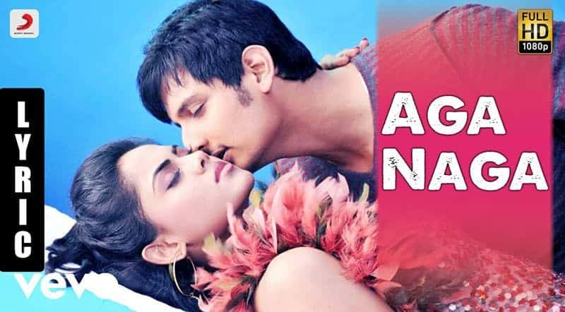 Aga Naga song Lyrics