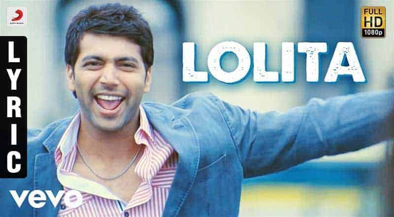 Lolita Song Lyrics From Engeyum Kadhal