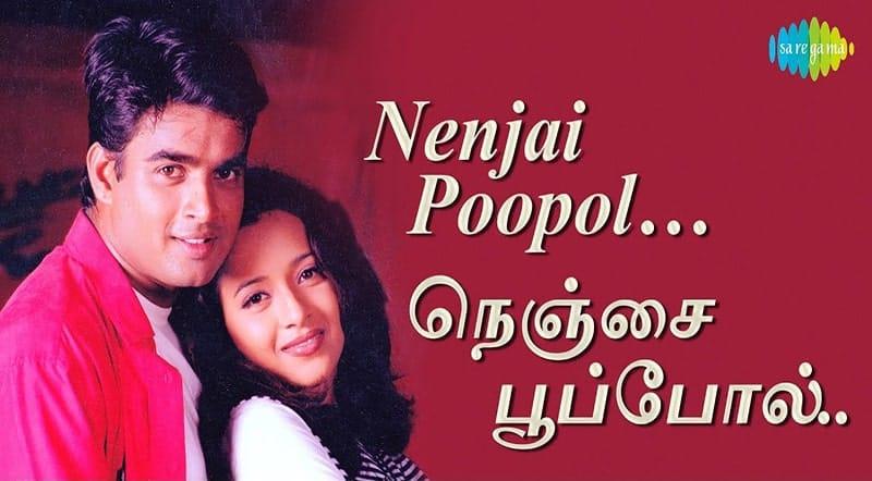 Nenjai Poopol Song Lyrics From Minnale