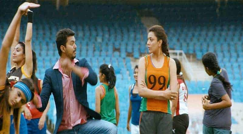 Antartica Song Lyrics From Thuppakki