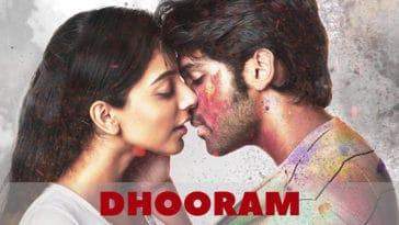 Dhooram Song Lyrics From Adithya Varma