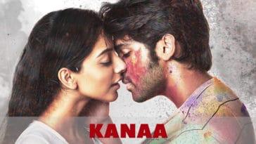 Kanaa Kannaa Song Lyrics From Adithya Varma