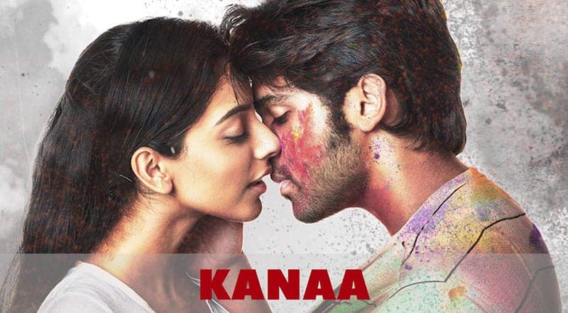 Kanaa Kannaa Song Lyrics From Adithya Varma