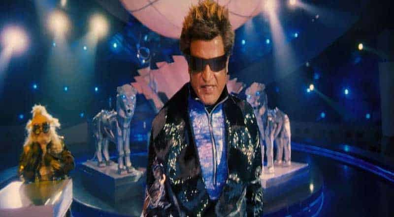 Arima Arima Song Lyrics From Enthiran