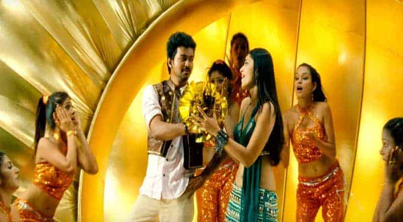 En Uchimandai Song Lyrics From Vettaikaran