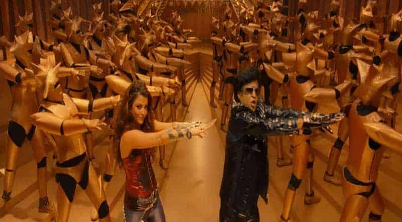 Irumbile Oru Idhaiyam Song Lyrics From Enthiran