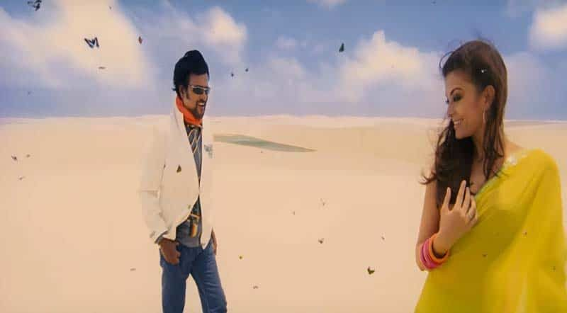 Kadhal Anukkal Song Lyrics From Enthiran