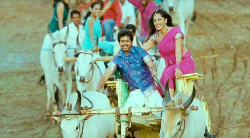 Karigalan Kala Pola Song Lyrics From Vettaikaran
