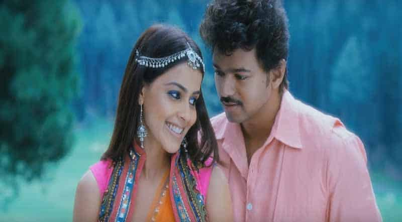 Molachu Moonu Song Lyrics From Velayudham