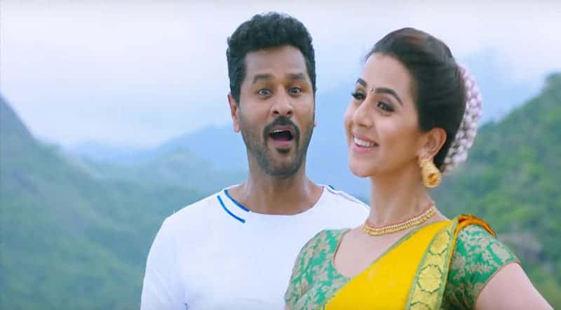 Chinna Machan Song Lyrics From Charlie Chaplin 2