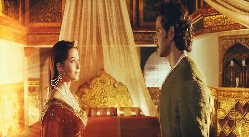 Idhayam Idam Mariyathey Song Lyrics From Jodhaa Akbar