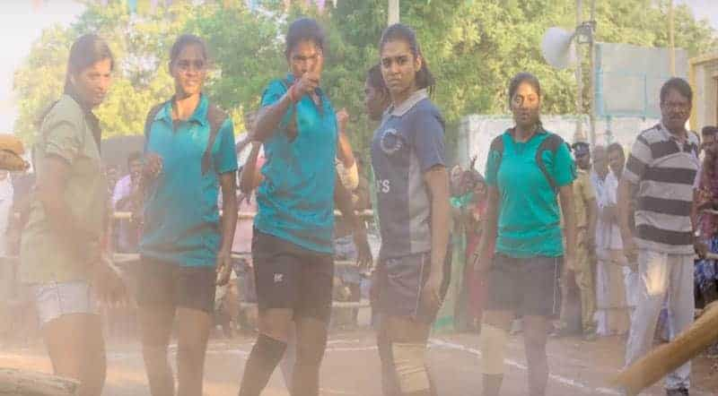 Kabaddi Kabaddi Song Lyrics Female Version From Kennedy Club