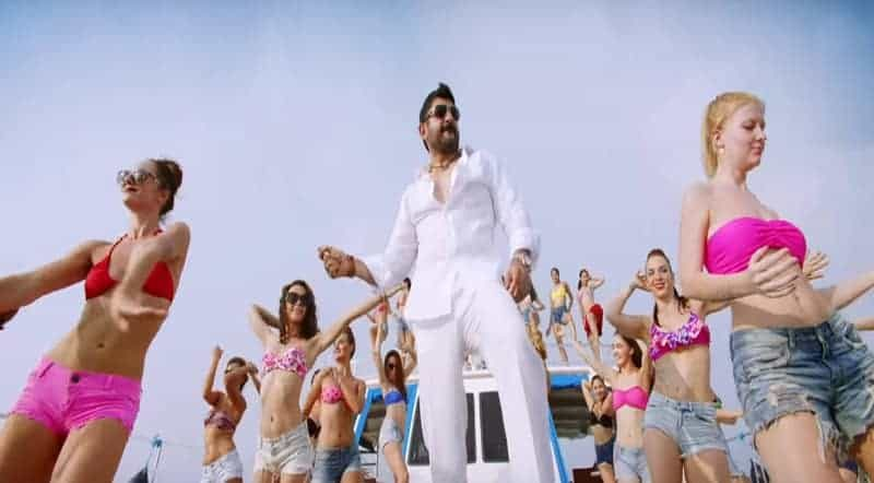 Kooduvittu Koodu Song Lyrics From Bogan