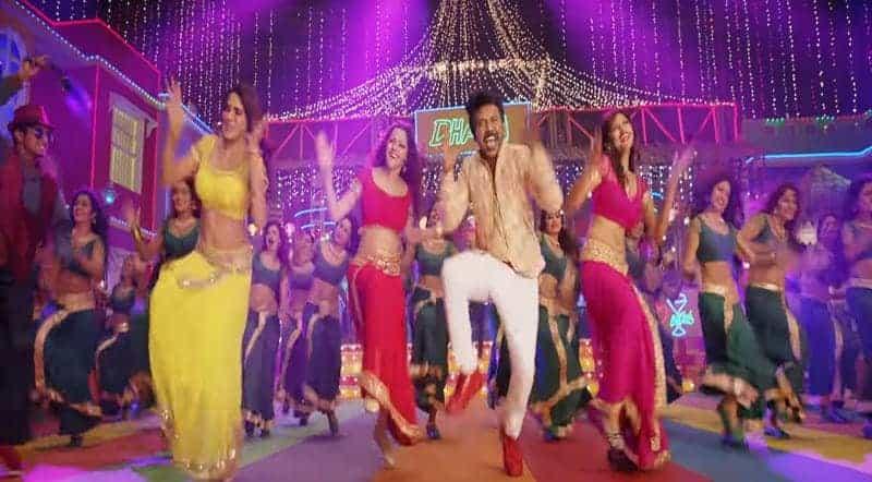 Oru Sattai Oru Balpam Song Lyrics From Kanchana 3