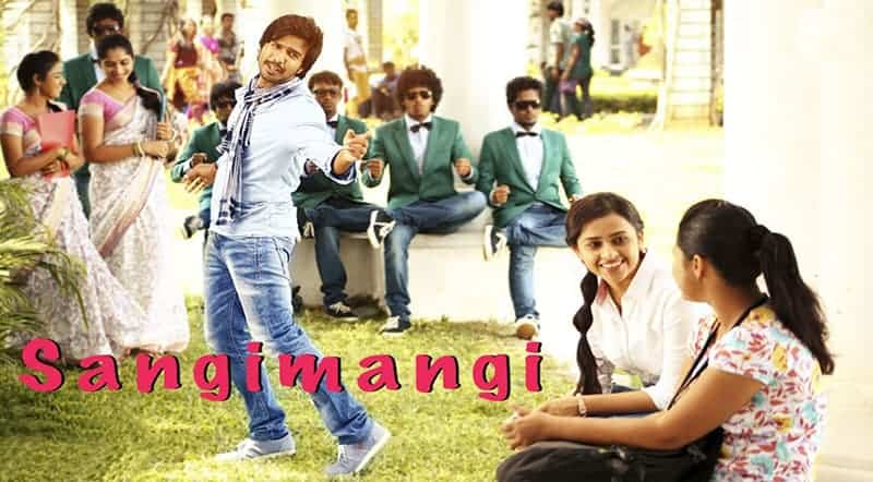 Sangimangi Song Lyrics From Jeeva