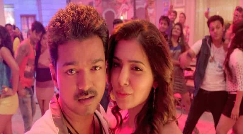 Selfie Pulla Song Lyrics From Kaththi