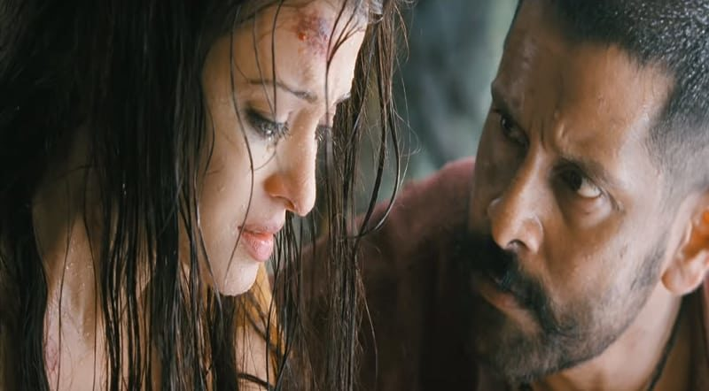 Usure Pogudhey Song Lyrics From Raavanan