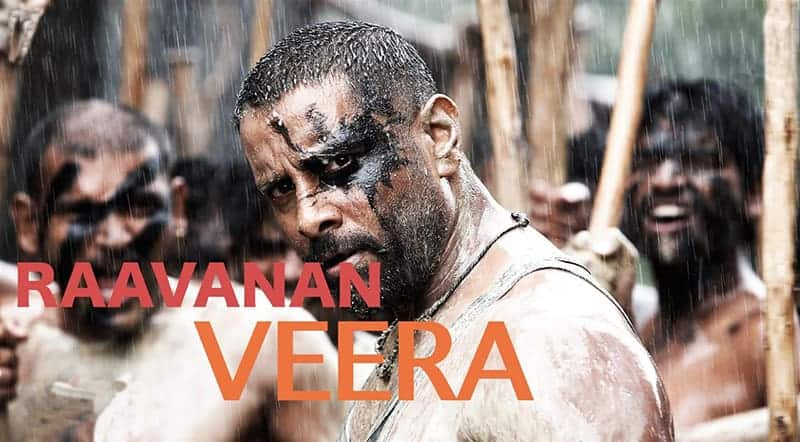 Veeraa Veeraa Song Lyrics From Raavanan