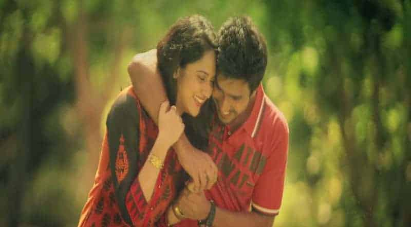 iPhone 6 Nee Yendral Song Lyrics From Indru Netru Naalai