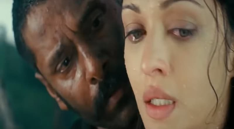 Kaattu Sirukki Song Lyrics From Raavanan