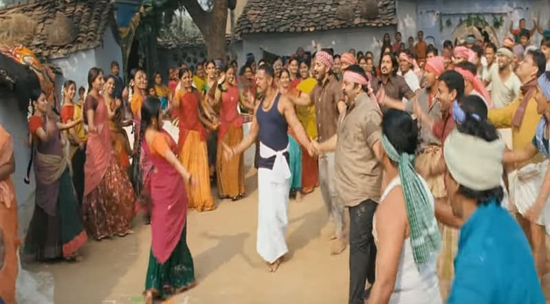 Keda Keda Kari Song Lyrics From Raavanan