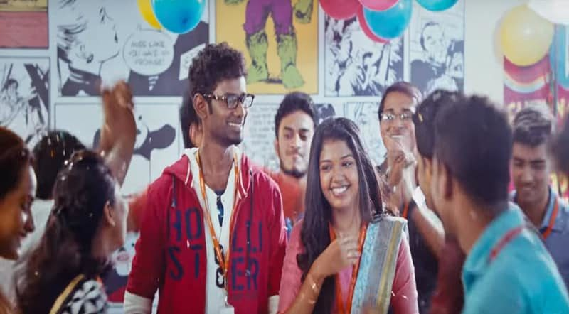 Patta Podunga Ji Song Lyrics From Oru Naal Koothu