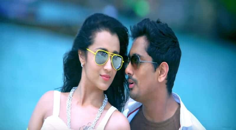 Poraada Poraada Song Lyrics From Aranmanai 2