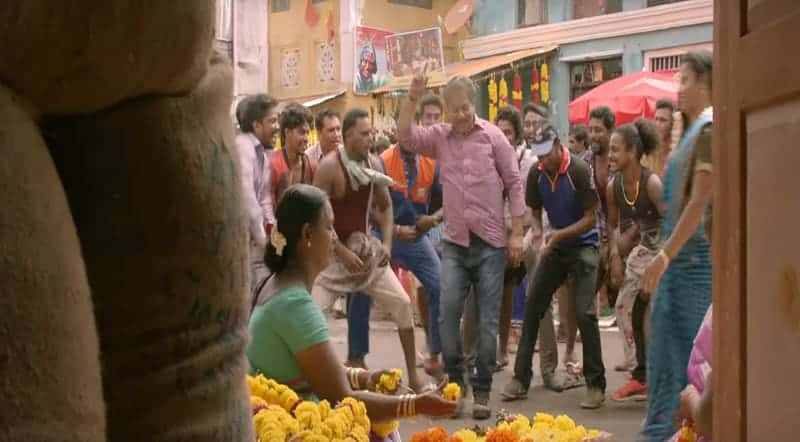 Soorakaathu Song Lyrics From Power Paandi